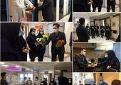 از حضور سفیران مهدوی در بیمارستانها تا میزبانی از خادمان رضوی