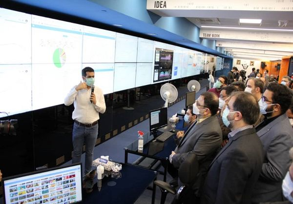 افتتاح مرکز مانیتورینگ پلتفرمهای دیجیتال همراه اول