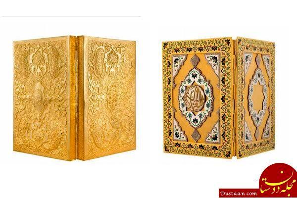 بزرگترین قرآن حکشده روی چوب که از دل یک رویا بیرون آمد!+تصاویر