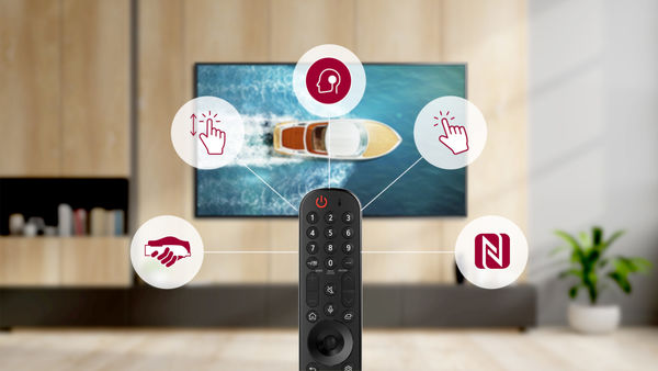 WEBOS 6.0 پلتفرم تلویزیون هوشمند ال جی ، طراحی شده مطابق محتوای مصرفی بینندگان