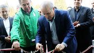 افتتاح مرکز تجهیزات ورزشی( T.E.C) در مرکز ملی فوتبال