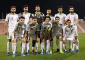 ایران برابر ازبکستان سرخ پوش شد
