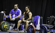 ستاره های وزنه برداری ایران در یک تیم جمع شدند
