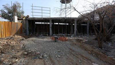 احداث بوستان بخشی فرد برای ساکنان محله نظام آباد