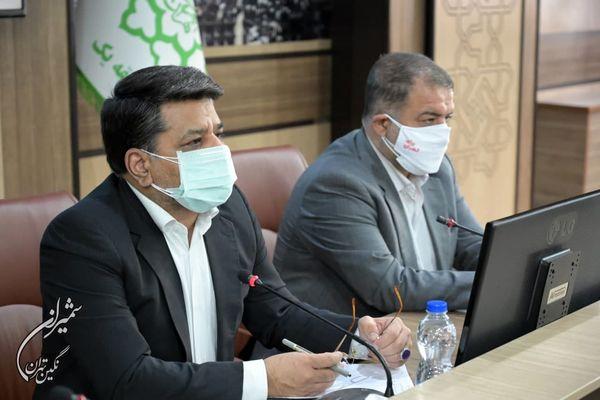 اجرای ۵۹ پروژه توسعه محلی در محلات شمال تهران با مشارکت شورایاران