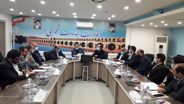 امضای یک تفاهم نامه برای ساماندهی گلستان های شهدا در شهر اصفهان