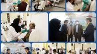 آغاز واکسیناسیون رانندگان تاکسی علیه کرونا در منطقه 15