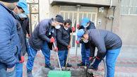 مبارزه با جانوران مضر شهری در استقبال از نوروز ۹۹