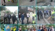 اجرای طرح نگهداشت شهر با محوریت پنج شنبه پاک در قلب پایتخت