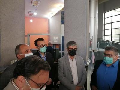 اعلام رضایت معاون وزیر بهداشت از عملکرد شهرداری اراک