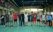 دعوت شدگان به اردوی تیم ملی کشتی آزاد تست دادند