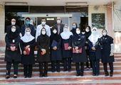 مراسم تشییع پیکر مدافع سلامت شهید نوراحمد محمدی اولین شهید خدمت بیمارستان بعثت نهاجا