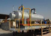 سارقان لوله های شرکت نفت و گاز آغاجاری به دام افتادند