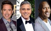 پردرآمدترین بازیگران مرد در سال ۲۰۱۸ کدامند؟ + تصاویر