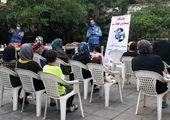 برگزاری جشنواره خلاقیت در منطقه 3 تهران