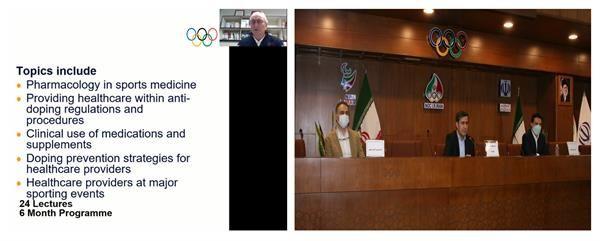 برنامههای جهانی پیشگیری از آسیب ورزشکاران ارائه شد