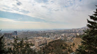 هوای تهران به لطف باد همچنان سالم است