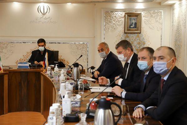 فعالسازی کریدور شمال ـ جنوب با همکاری مناطق آزاد ایران و روسیه