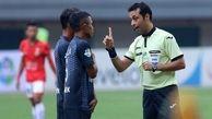 قضاوت تیم داوری ایران در لیگ قهرمان آسیا 2020