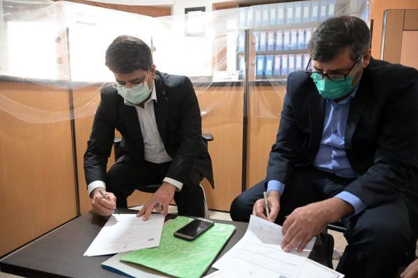 سند طرح مدیریت بهره وری بوستان های چهار گانه جنگلی شمال تهران امضا شد