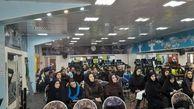 کارگاه آموزشی بدنسازی در سالن ورزشی چند منظوره سازمان بهشت زهرا(س) برگزار شد