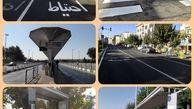 اقدامات ترافیکی منطقه9 در پهنه غربی پایتخت