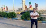 داورالمپیکی کشتی شب گذشته تهران را به مقصد توکیو ترک کرد