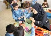 واکنش احسان علیخانی به تلفظ اشتباه خانم معلم+ عکس
