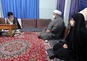 رئیس دانشگاه کوثر و سرپرست دانشگاه حضرت معصومه (س) با یکدیگر دیدار و گفتگو کردند