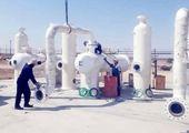 احداث ایستگاه تقلیل فشار گاز طبیعی طرح بهبود فرآیند و بهینهسازی  پالایشگاه اصفهان