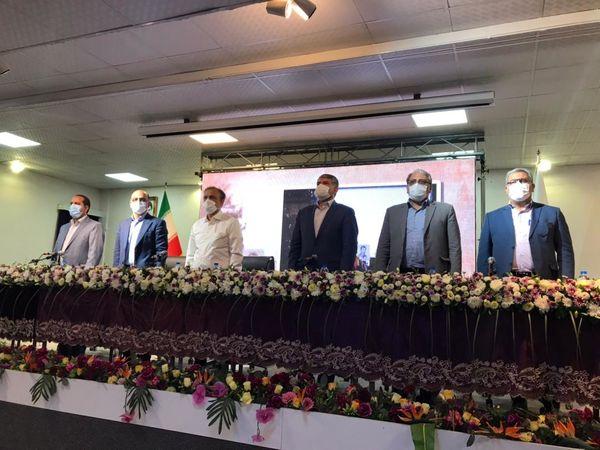مراسم امضا تفاهم نامه احیای مسئولیت اجتماعی شرکت فولاد امیرکبیر کاشان