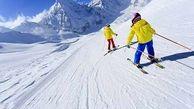 درخشش دختران ایران در رقابتهای بینالمللی اسکی آلپاین