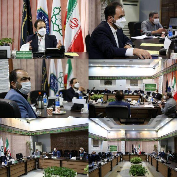 برگزاری جلسه ملاقات مردمی شهردار منطقه ۱۲ تهران