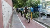 بازدید میدانی مدیران شهری منطقه۹ از محلات با دوچرخه