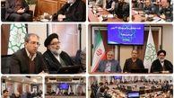 برگزاری جلسه هماهنگی مراسم یوم الله 22 بهمن در منطقه9