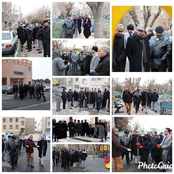 ایده های خلاق و مشارکت شهروندان حرکت به سمت تهرانی بهتر