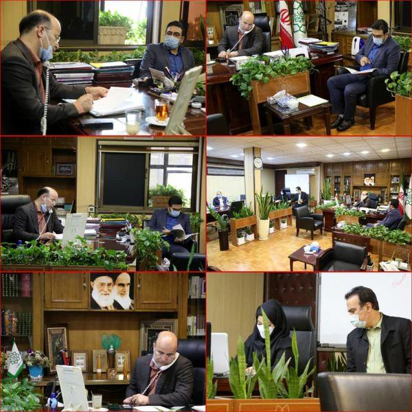 هجدهمین ملاقات مردمی شهردار منطقه۶ با شهروندان