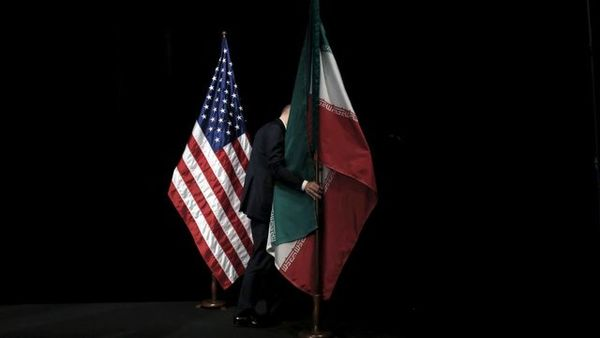 گاف دولت آمریکا در مورد تحریمهای ایران +عکس