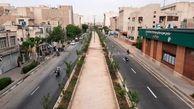 قیام و فردوسی در صف خیابان کامل