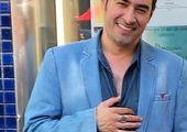 شهاب حسینی بهترین پدر دنیاست + عکس