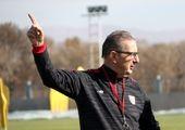 تبریک سلطانی فر به نمایندگان فوتبال ایران