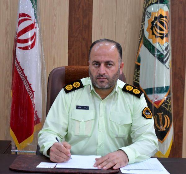 دستگیری سارق اماکن خصوصی در شهرستان خرمشهر