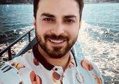 عکس لاکچری مهران مدیری در کنار دریا + عکس