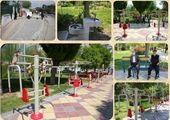 روند 95 درصدی پیشرفت فیزیکی پارک ویژه معلولین در منطقه 3