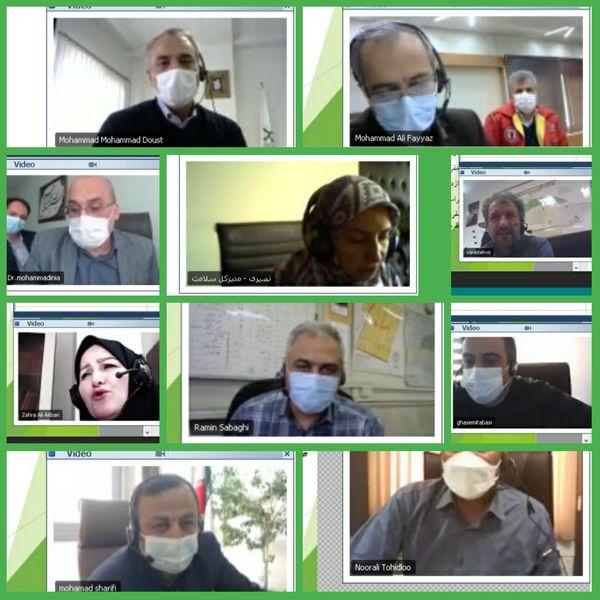 تصویب   بیش از 1000  مصوبه در شوراهای سلامت منطقه4
