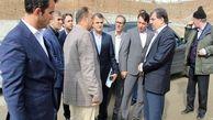 بازدید عضو هیأت مدیره از پروژه های مسکن مهر پردیس